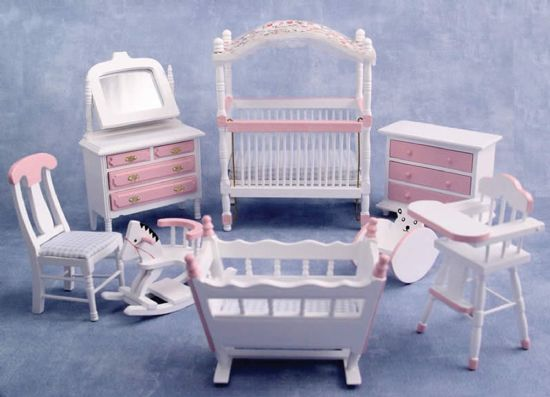 Childrens Room Nursery Furniture